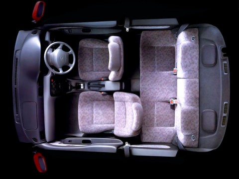 Technical specifications and characteristics for【Nissan Lucino】