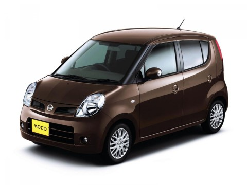Technical specifications and characteristics for【Nissan Moco】