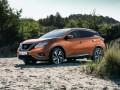 Технические характеристики автомобиля и расход топлива Nissan Murano