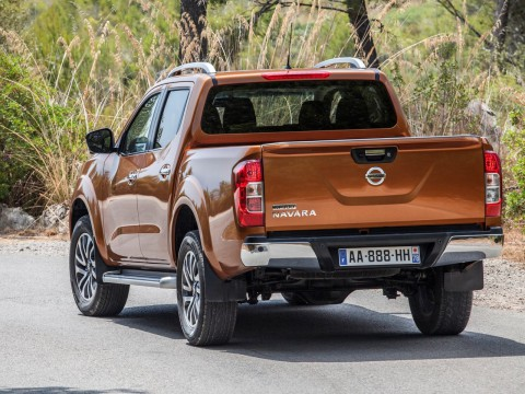 Technical specifications and characteristics for【Nissan Navara IV (D23)】