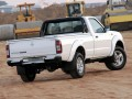 Technical specifications and characteristics for【Nissan NP 300 Pick up (D22)】