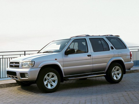 Technical specifications and characteristics for【Nissan Pathfinder II】