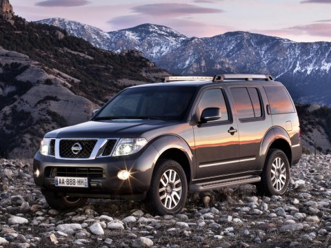 Technical specifications and characteristics for【Nissan Pathfinder III】