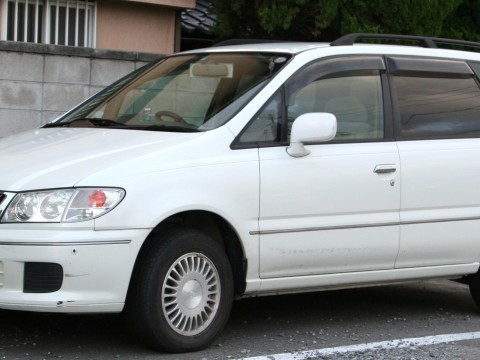 Technical specifications and characteristics for【Nissan Presage】