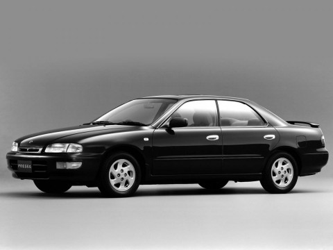 Technical specifications and characteristics for【Nissan Presea II】