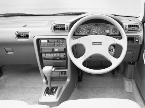 Technical specifications and characteristics for【Nissan Presea】
