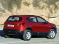 Nissan Qashqai Qashqai 2.0TD (150 Hp) full technical specifications and fuel consumption