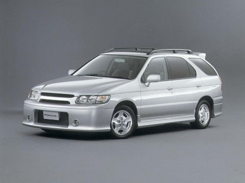 Technical specifications and characteristics for【Nissan R Nessa】