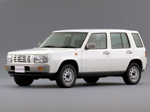 Technical specifications and characteristics for【Nissan Rasheen】