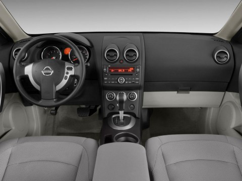 Technical specifications and characteristics for【Nissan Rogue】