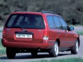 Nissan Sunny Sunny III Wagon (Y10) 2.0 D (75 Hp) full technical specifications and fuel consumption