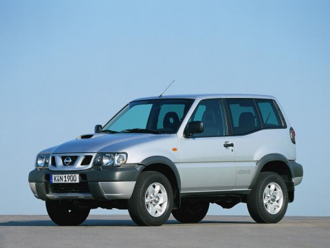 Technical specifications and characteristics for【Nissan Terrano II (R20)】