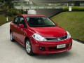 Nissan Tiida Tiida Hatchback 1.6 i (110 Hp) AT full technical specifications and fuel consumption