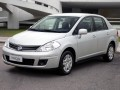 Nissan Tiida Tiida Sedan 1.6 i (110 Hp) AT full technical specifications and fuel consumption