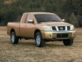 Technical specifications and characteristics for【Nissan Titan】