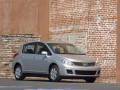 Nissan Versa Versa 1.8 (122Hp) full technical specifications and fuel consumption