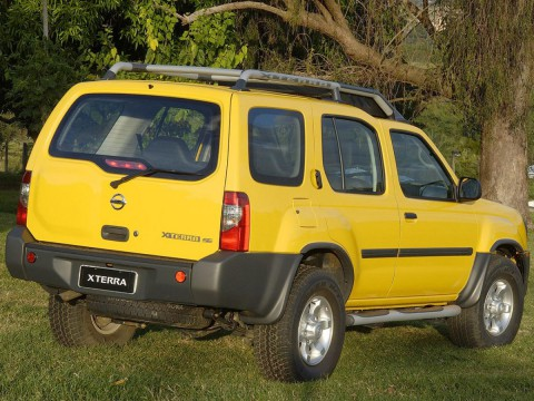 Technical specifications and characteristics for【Nissan X-Terra】