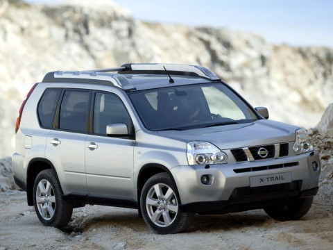 Technical specifications and characteristics for【Nissan X-Trail I】