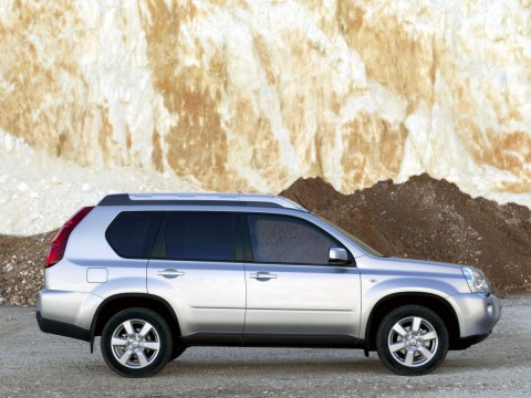 Technical specifications and characteristics for【Nissan X-Trail II】