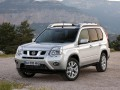 Nissan X-Trail X-Trail II 2.0 i 16V (140 Hp) full technical specifications and fuel consumption