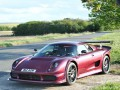 Technical specifications of the car and fuel economy of Noble M12 GTO