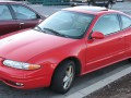 Oldsmobile Alero Alero Coupe 2.4 16V (152 Hp) full technical specifications and fuel consumption