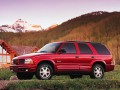 Oldsmobile Bravada Bravada II 4.3 V6 (193 Hp) full technical specifications and fuel consumption