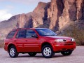 Oldsmobile Bravada Bravada III 4.2 24V (273 Hp) full technical specifications and fuel consumption