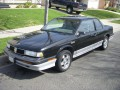 Oldsmobile Cutlass Cutlass Ciera Coupe 3.3 V6 (162 Hp) full technical specifications and fuel consumption