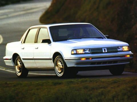 Technical specifications and characteristics for【Oldsmobile Cutlass Ciera】