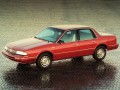 Oldsmobile Cutlass Cutlass Ciera 3.1 V6 (162 Hp) full technical specifications and fuel consumption