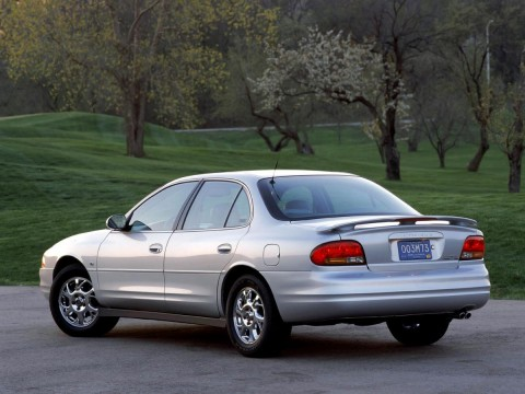 Technical specifications and characteristics for【Oldsmobile Intrigue】