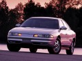 Oldsmobile Intrigue Intrigue 3.8 V6 (197 Hp) full technical specifications and fuel consumption