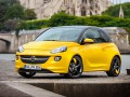 Specifiche tecniche dell'automobile e risparmio di carburante di Opel Adam
