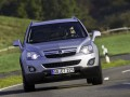 Opel Antara Antara (2011) 2.2 D (183 Hp) full technical specifications and fuel consumption