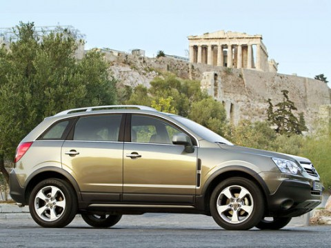 Technical specifications and characteristics for【Opel Antara】
