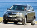 Opel Antara Antara 2.4 i 16V ECOTEC (150 Hp) AT full technical specifications and fuel consumption