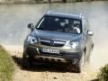 Caracteristici tehnice complete și consumul de combustibil pentru Opel Antara Antara 2.0 CDTI ECOTEC (127 Hp)