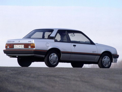 Technical specifications and characteristics for【Opel Ascona C】