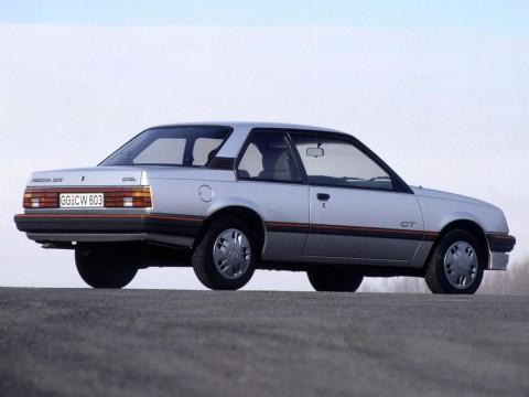 Especificaciones técnicas de Opel Ascona C