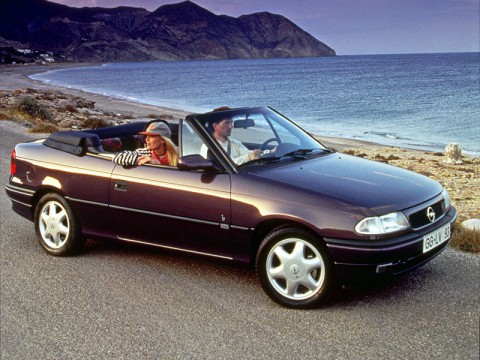 Technical specifications and characteristics for【Opel Astra F Cabrio】