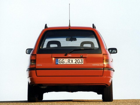 Technical specifications and characteristics for【Opel Astra F Caravan】
