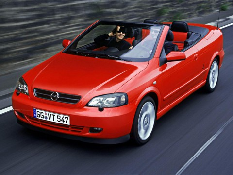 Technical specifications and characteristics for【Opel Astra G Cabrio】