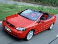 Opel Astra Astra G Cabrio 1.6 16V (100 Hp) full technical specifications and fuel consumption