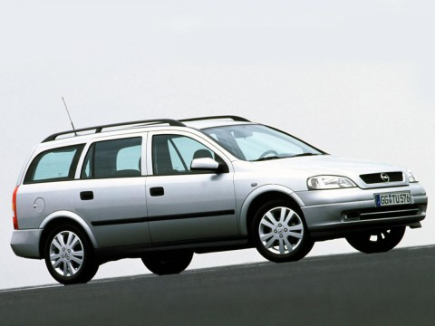 Technical specifications and characteristics for【Opel Astra G Caravan】