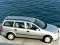Opel Astra Astra G Caravan 1.4 16V (90 Hp) full technical specifications and fuel consumption