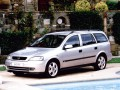 Opel Astra Astra G Caravan 2.2 16 V (147 Hp) full technical specifications and fuel consumption