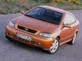 Opel Astra Astra G Coupe 2.0 16V Turbo (192 Hp) full technical specifications and fuel consumption