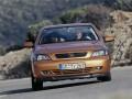 Caratteristiche tecniche complete e consumo di carburante di Opel Astra Astra G Coupe 1.8 16V (125 Hp)