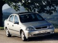 Opel Astra Astra G 1.7 CDTI (80 Hp) full technical specifications and fuel consumption